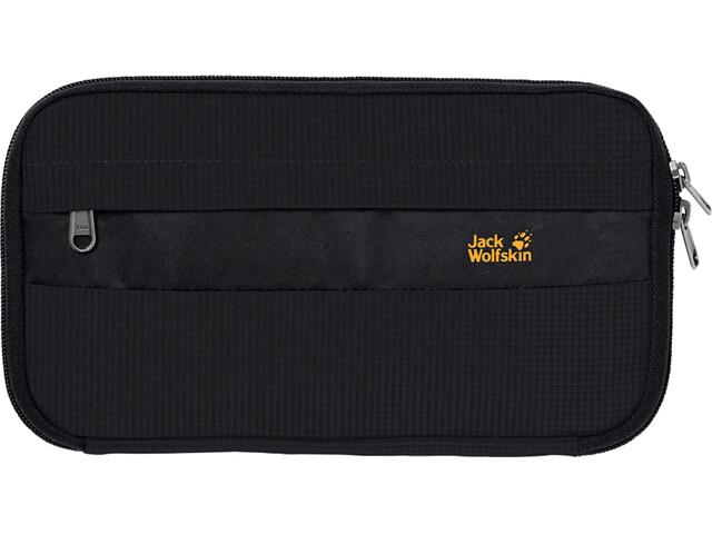 Jack Wolfskin Boarding Pouch RFID portemonnee zwart